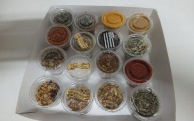 Coffret CADEAU (16 pots)